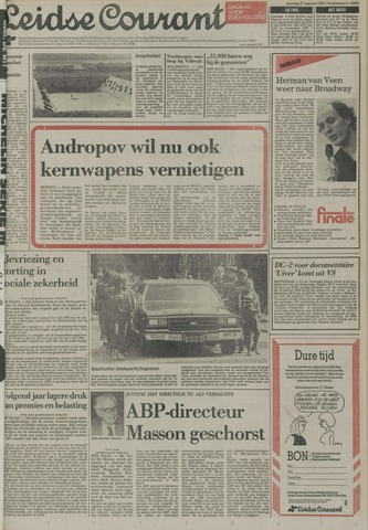 Leidse Courant 1983-08-27