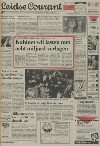 Leidse Courant 1988-03-01