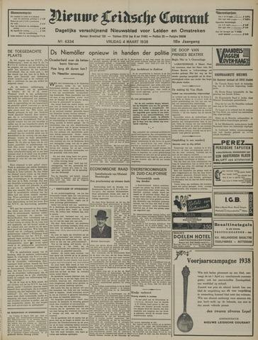 Nieuwe Leidsche Courant 1938-03-04