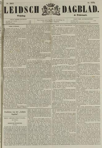 Leidsch Dagblad 1870-02-04