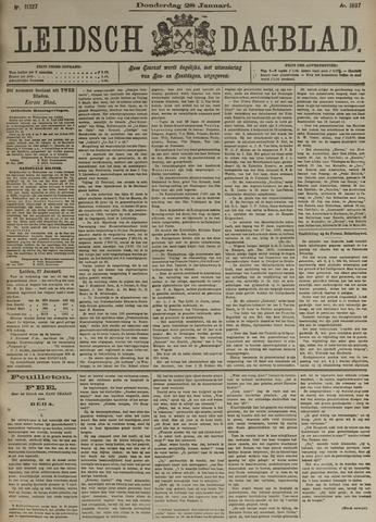 Leidsch Dagblad 1897-01-28