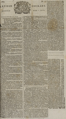 Leydse Courant 1805-07-03