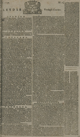 Leydse Courant 1749-02-21