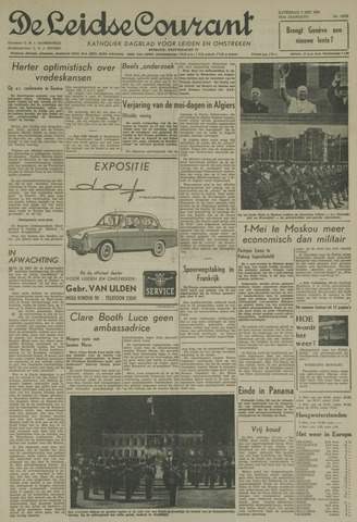 Leidse Courant 1959-05-02