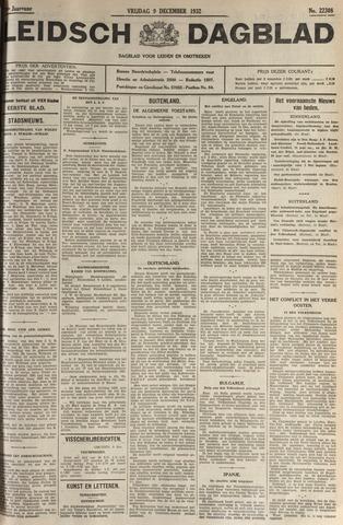 Leidsch Dagblad 1932-12-09