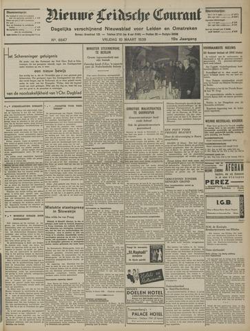 Nieuwe Leidsche Courant 1939-03-10