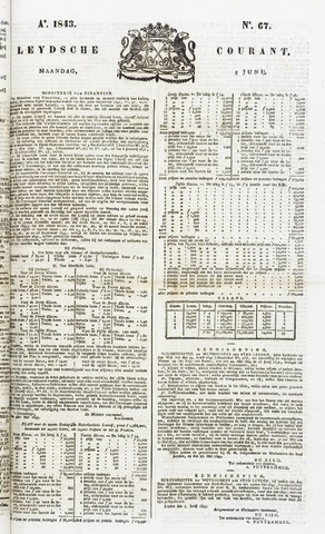 Leydse Courant 1843-06-05