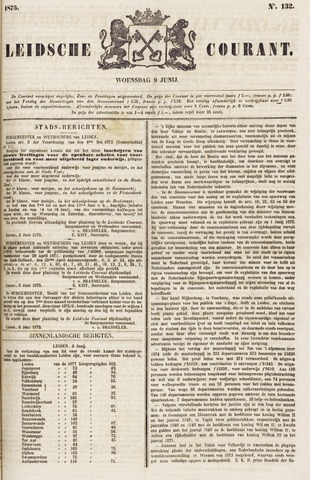 Leydse Courant 1875-06-09
