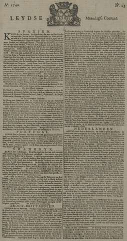 Leydse Courant 1740-02-22
