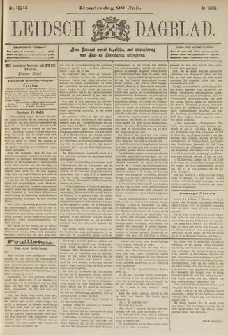 Leidsch Dagblad 1893-07-20