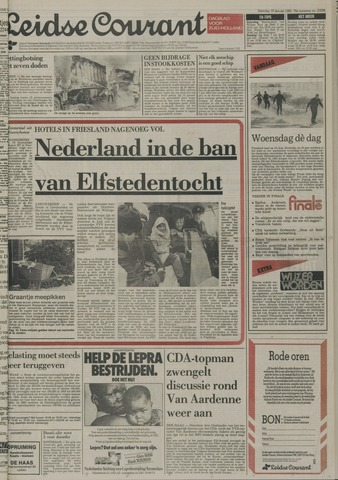 Leidse Courant 1985-01-19
