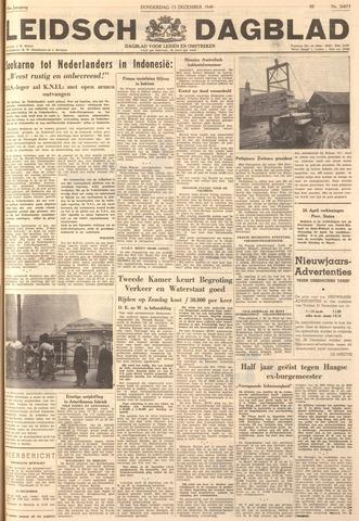 Leidsch Dagblad 1949-12-15