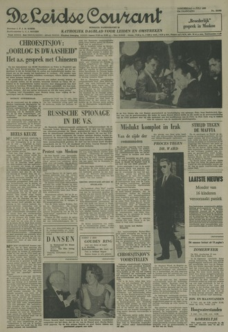 Leidse Courant 1963-07-04