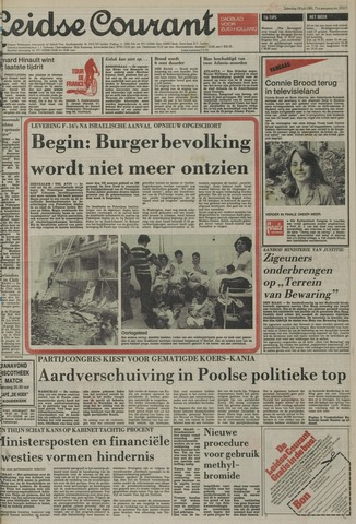 Leidse Courant 1981-07-18