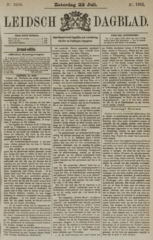 Leidsch Dagblad 1882-07-22