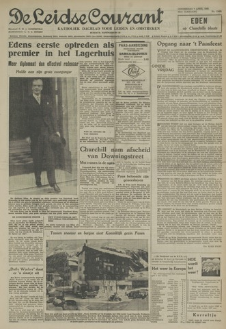Leidse Courant 1955-04-07