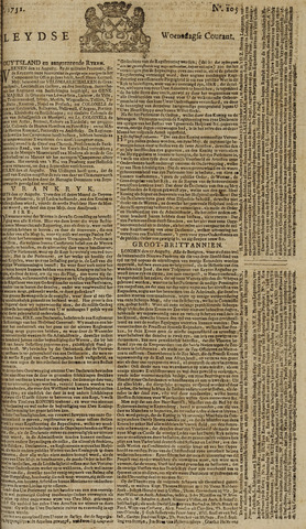 Leydse Courant 1751-09-01