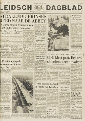Leidsch Dagblad 1963-04-24