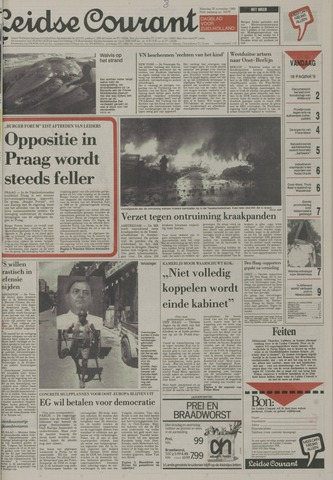 Leidse Courant 1989-11-20