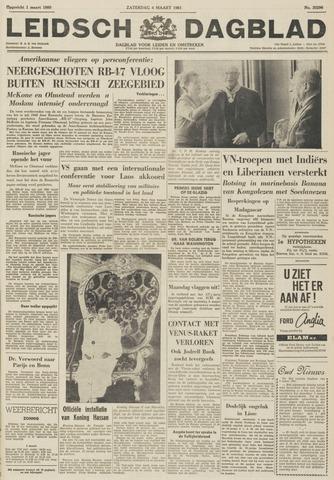 Leidsch Dagblad 1961-03-04