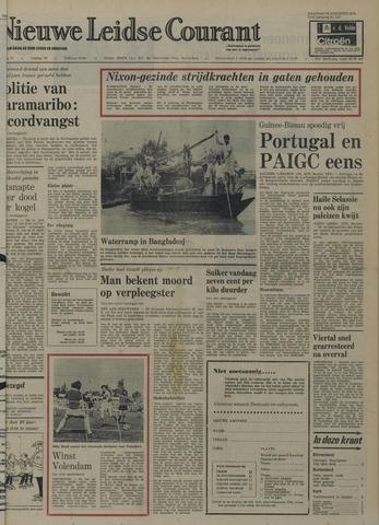 Nieuwe Leidsche Courant 1974-08-26