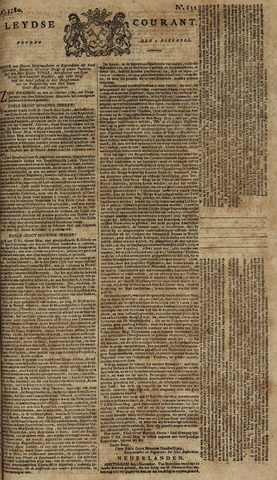 Leydse Courant 1780-11-03