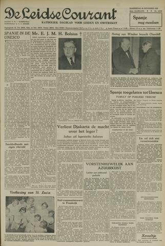 Leidse Courant 1952-11-20