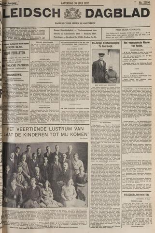 Leidsch Dagblad 1932-07-30