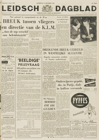 Leidsch Dagblad 1962-12-22