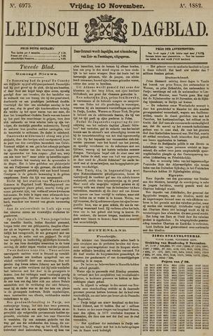 Leidsch Dagblad 1882-11-10