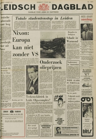 Leidsch Dagblad 1974-03-16