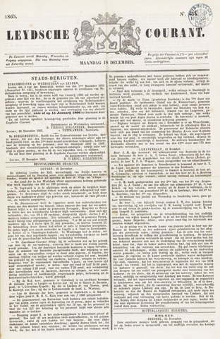 Leydse Courant 1865-12-18