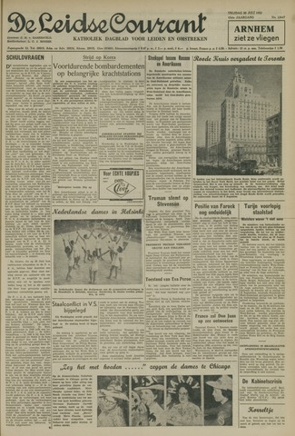 Leidse Courant 1952-07-25