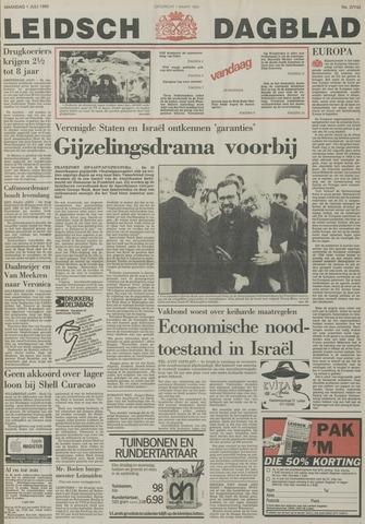 Leidsch Dagblad 1985-07-01