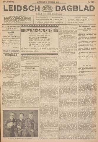 Leidsch Dagblad 1928-12-22