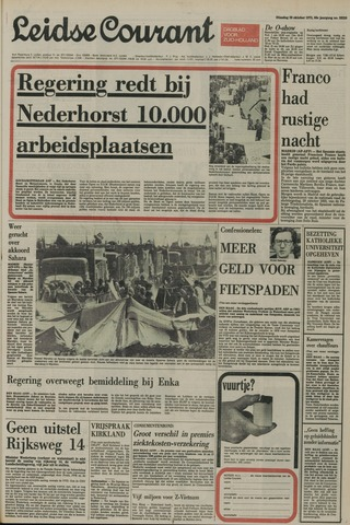 Leidse Courant 1975-10-28