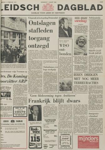 Leidsch Dagblad 1974-02-14