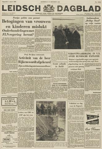Leidsch Dagblad 1961-10-21