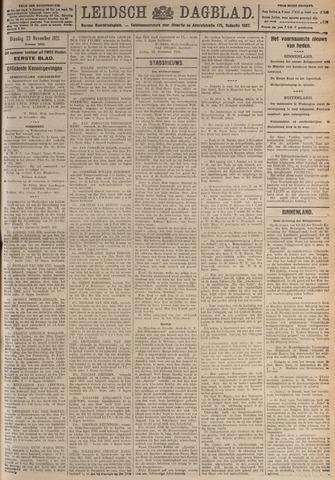 Leidsch Dagblad 1921-11-22
