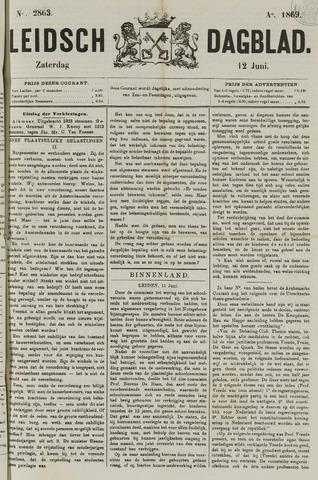 Leidsch Dagblad 1869-06-12