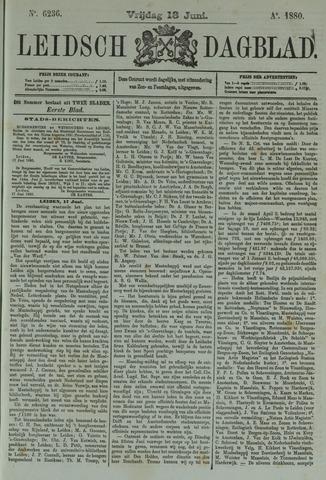 Leidsch Dagblad 1880-06-18