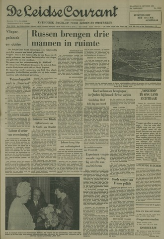 Leidse Courant 1964-10-12