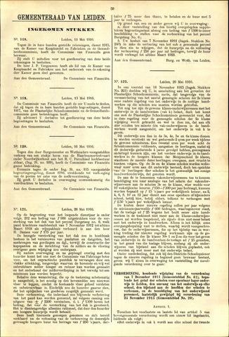 Handelingen van de Raad 1916-05-13