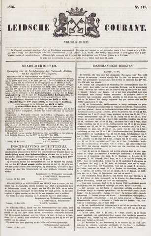 Leydse Courant 1876-05-19