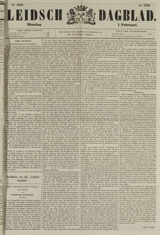 Leidsch Dagblad 1870-02-01