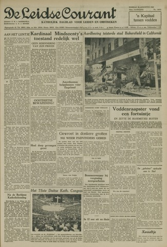 Leidse Courant 1952-08-26