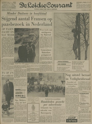 Leidse Courant 1966-04-08