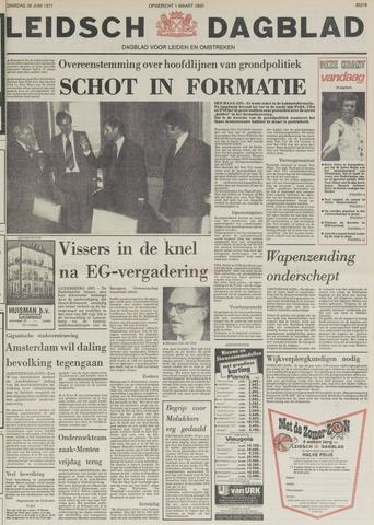 Leidsch Dagblad 1977-06-28