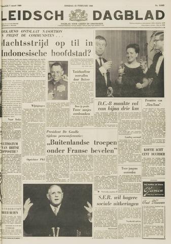 Leidsch Dagblad 1966-02-22