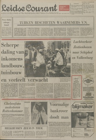 Leidse Courant 1974-08-03